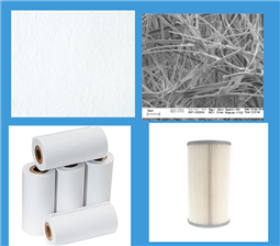 Pre-filter/Medium filter Glass Fiber Filtration